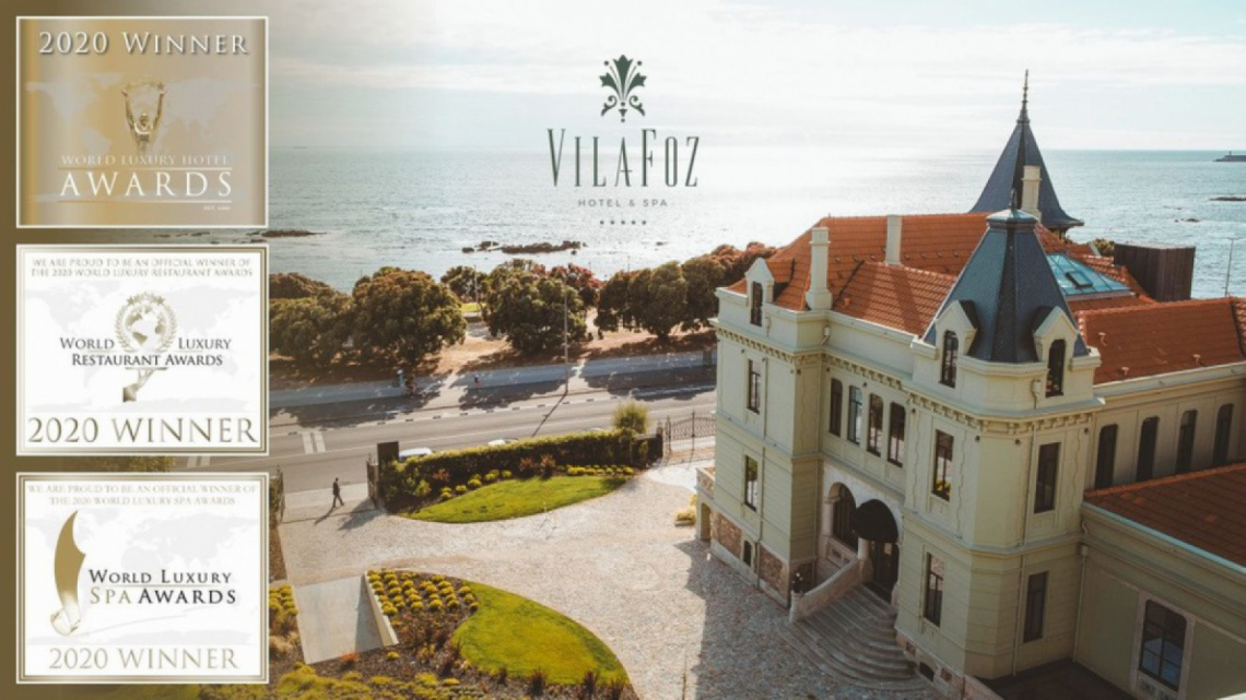 Vila Foz Hotel Spa Porto